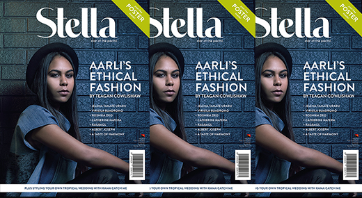 Stella magazine Issue 14
