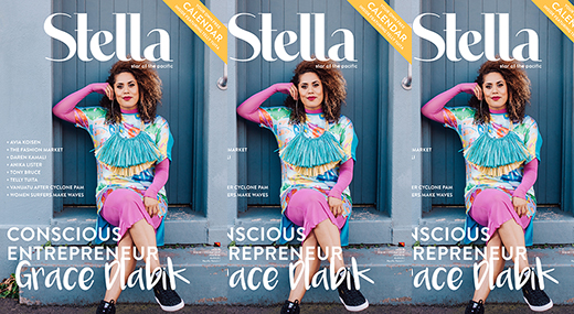 Stella magazine Issue 15