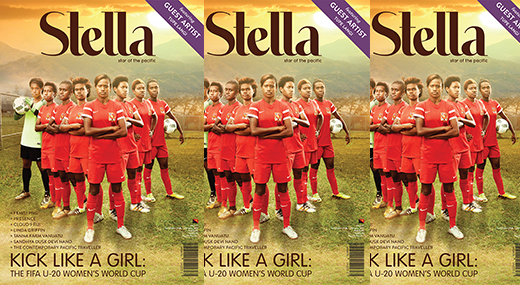 Stella magazine issue 17