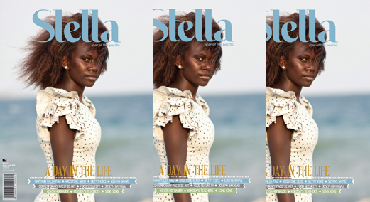 Stella magazine issue 6