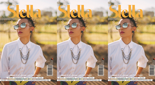 Stella magazine issue 8